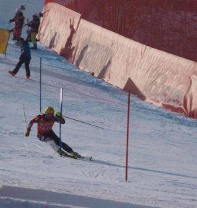 combine ski alpin