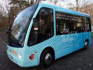 Minibus TPG