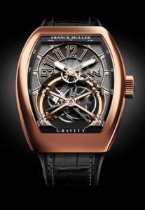 WPHH World Presentation of Haute Horlogerie collection Gravity