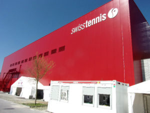 Swiss Tennis Arena