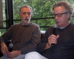 Annecy: Fernando Trueba et Javier Mariscal