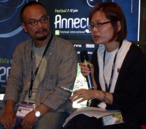 Annecy: Liu Jian, réalisateur Chinois