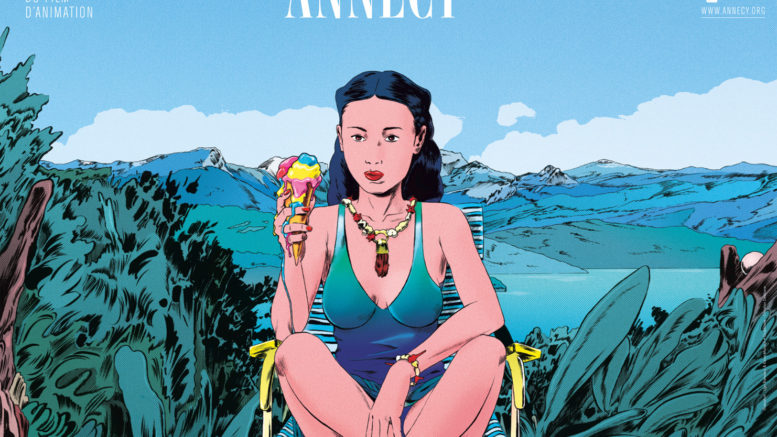 Festival animation Annecy 2017