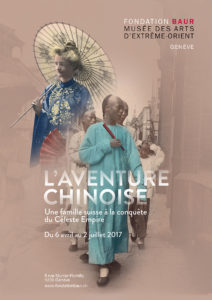 Aventure Chinoise affiche