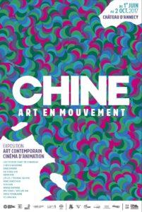 Exposition Chine art en mouvement Chateau Annecy