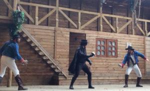 Agile du Léman Légende Zorro