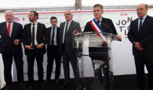 CEVA jonction tunnel discours