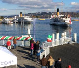 Genève Embarcadère