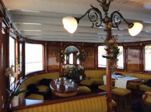 CGN bateau Italie Salon