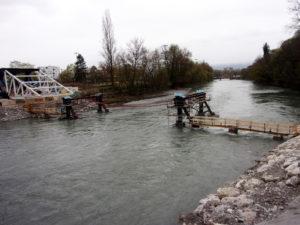 Ceva - Pont d'Arve