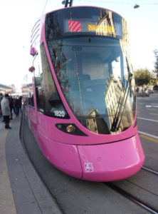 TPG Tram Ligne 14