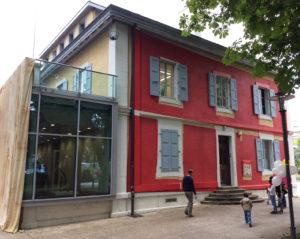 Villa du Parc Annemasse