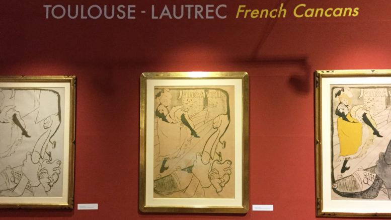 Exposition Toulouse Lautrec Fondation Gianadda Martigy