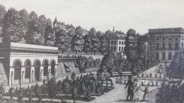 Jardin des plantes aux Bastions (BGE)