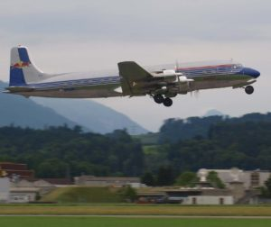 Douglas DC-6 Flying Bull