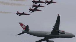 Airbus A330-300 de Swiss
