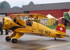 Biplan HB-MIZ