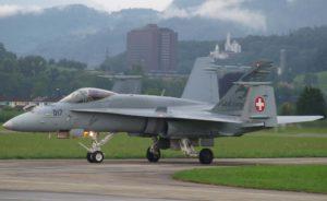 F/A 18C Hornet