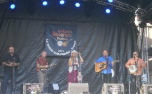 Roche Bluegrass Festival 2013