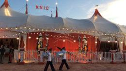 Chapiteau du Cirque Knie