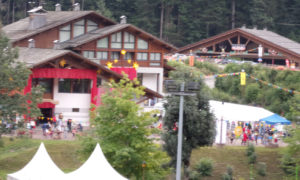 Grand Bornand Village