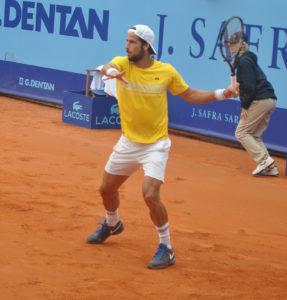 Open Gstaad Feliciano Lopez (ESP) Lors