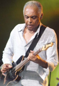 Gilberto Gil Guitare en Scene Saint Julien