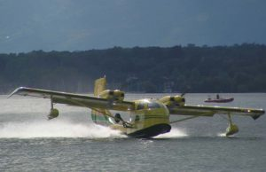 hydravion de la Seaplane Pilots Associations Switzerland