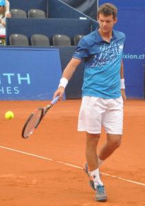 Tennis Open Gstaad Paul Henri Mathieu (FR)