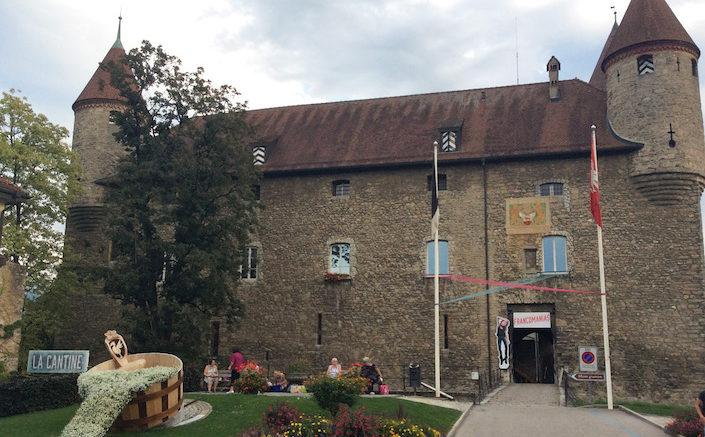 Bulle Francomanias Château