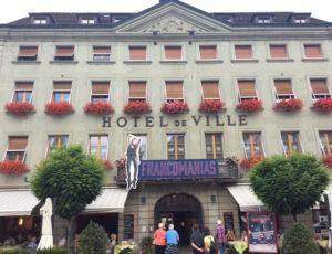 Bulle Francomanias Hôtel de Ville