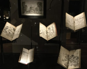Exposition temporaire des Jardins & des Livres Fondation Bodmer Genève