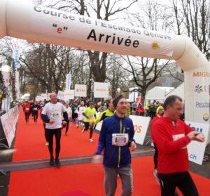 Course de l'Escalade, Genève 2015