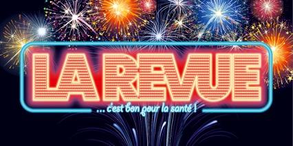 La Revue theatre satirique Casino Théâtre Genève