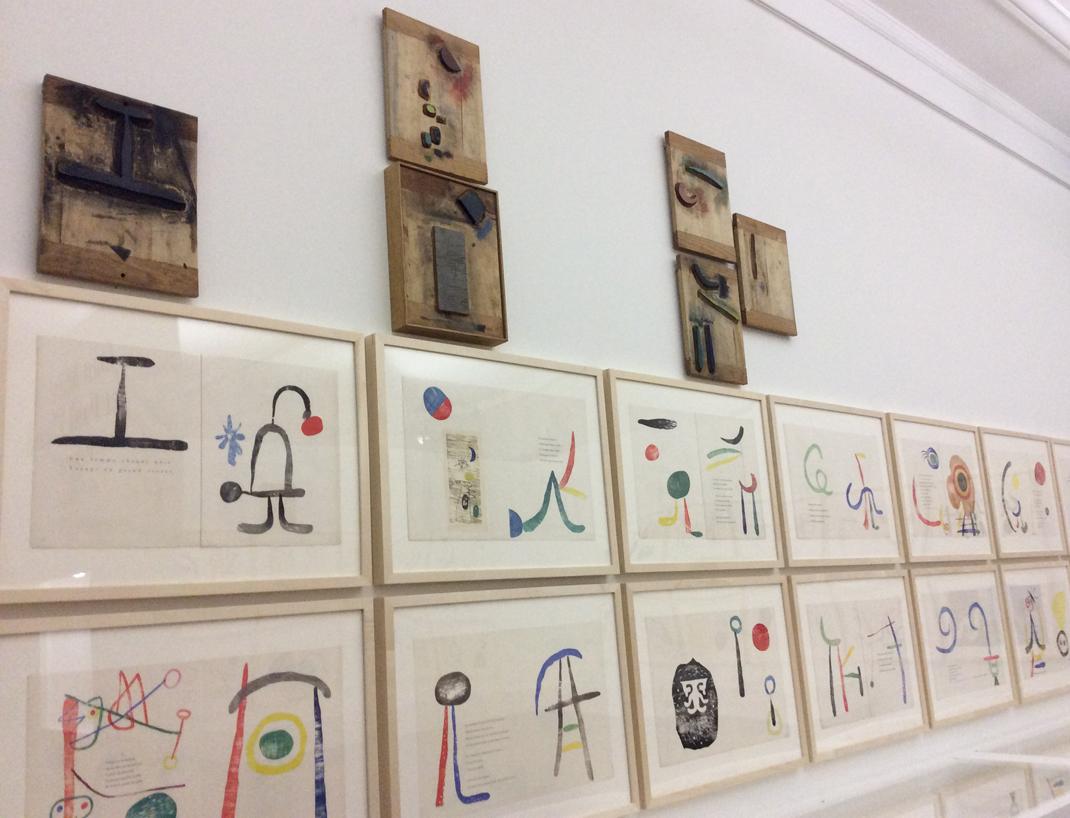 Cabinet d arts graphiques, Genève Gérald Cramer et ses artistes Chagall, Miro, Moore