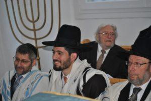 Communaute juive Annemasse ACCIAR nouveau Rabbin