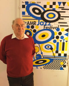 graphiste fondateur Jazz à Willisau affiche Genève