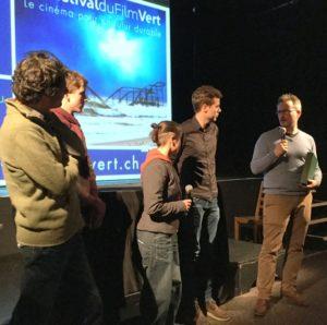 Film vert 2019 Zurich Rote Fabrik