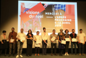 Visions du Reel festival international de film de Nyon 2018 Palmarès