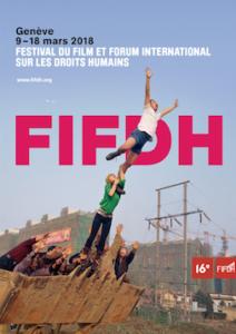 Festival film et forum international droits humains affiche Li We