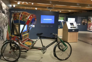 Maison Nature Vessy exposition temporaire Genève
