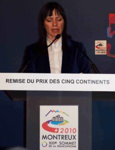 Francophonie Sommet 2010 Montreux