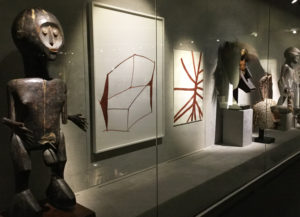 Exposition temporaire Musee Barbier Mueller Geneve 2018