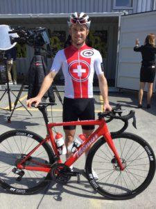 Tour de Romandie 2019 Swiss Cycling