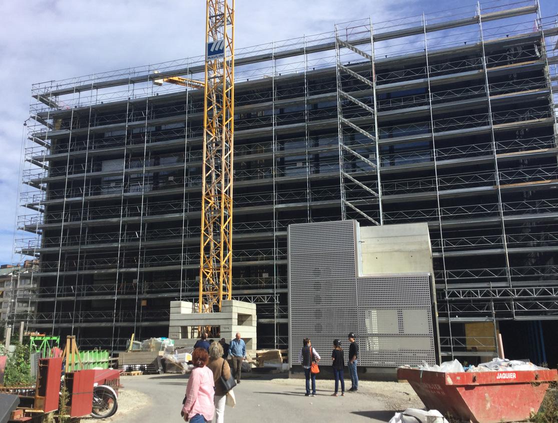 Nouvelle Comédie, CEVA nouveau quartier de la Gare des Eaux-Vives