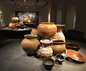 Exposition temporaire 2018 Musée Ariana Genève