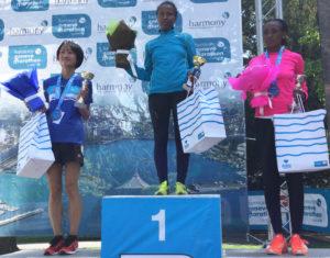 harmony Genève marathon for unicef