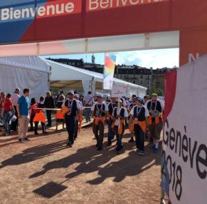 Jeux Nationaux d'été Genève 2018