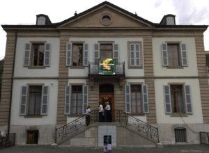 Nuit des musee Geneve 2018