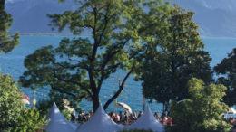 Montreux Jazz 2019 les quais